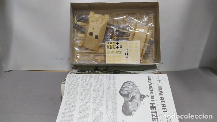 Maquetas: Hetzer jagdpanzer 38 T Italaerei 1/35.nuevo bolsas sin abrir. - Foto 4 - 238403420