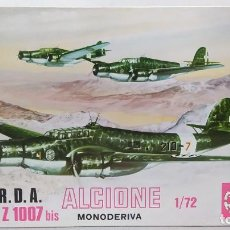 Maquetas: C.R.D.A. CANT Z 1007 BIS ALCIONE MONODERIVA 1/72 SUPERMODEL. NUEVO BOLSAS SIN ABRIR. Lote 238413170
