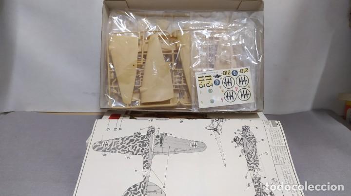 Maquetas: Savoia Marchetti s.m.81 pipistrello 1/72 supermodel. Nuevo bolsas sin abrir - Foto 3 - 238413820