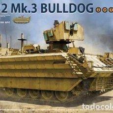 Maquettes: TAKOM 2067 # 1:35 BRITISH APC FV432 MK.3 BULLDOG 2 IN 1. Lote 238449850