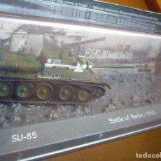 Maquetas: SU-85 BATALLA DE BERLIN 1945 EDICIONES ALTAYA. Lote 238548285