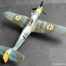 Maquetas: MESSERSCHMITT BF.109 G-10. II.JG52. NEIBINBERG.ALEMANIA MAYO DE 1945.ESCALA 1/72. Lote 239567460