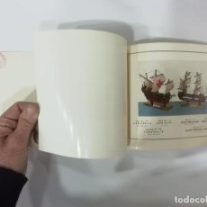 Maquetas: CATÁLOGO BOAT-ART ARTESANÍA - FRAGATA VELERO CARABELA ... - MODELISMO NAVAL -(L). Lote 240617815