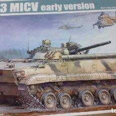 Maquetas: BMP 3 MICV EARLY VERSION. TRUMPETER 1/35. Lote 240863805