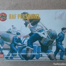 Maquettes: AIRFIX 1:72 RAF PERSONNEL. Lote 241733675