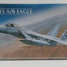 Maquettes: MAQUETA HELLER F-15 A/B EAGLE ESCALA 1/72. Lote 241792540