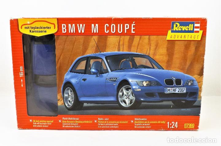 MAQUETA ESCALA 1:24 BMW M COUPÉ BY REVELLL (Juguetes - Modelismo y Radiocontrol - Maquetas - Coches y Motos)