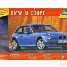 Maquetas: MAQUETA ESCALA 1:24 BMW M COUPÉ BY REVELLL. Lote 242087305
