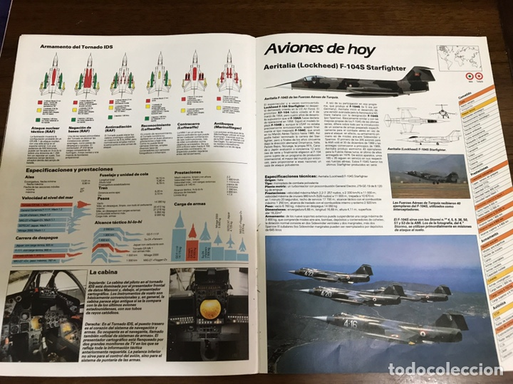 Maquetas: Aviones de Guerra, el combate aéreo hoy 1 - Foto 2 - 242833400