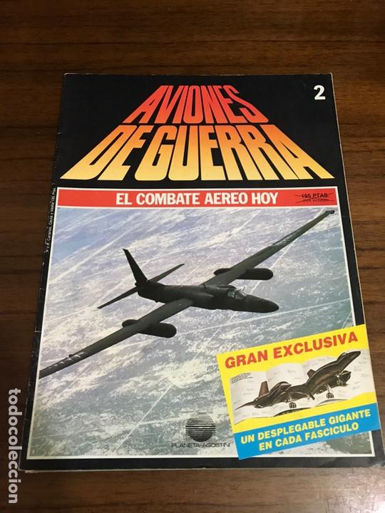 AVIONES DE GUERRA, EL COMBATE AÉREO HOY 2 (Juguetes - Modelismo y Radio Control - Maquetas - Aviones y Helicópteros)