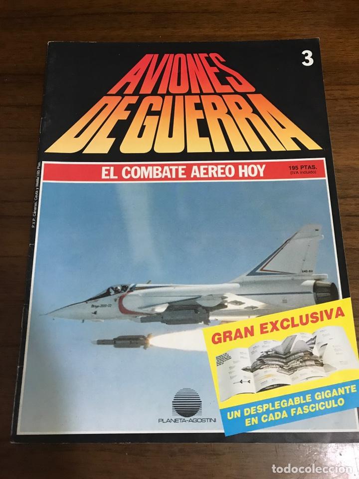 AVIONES DE GUERRA, EL COMBATE AÉREO HOY 3 (Juguetes - Modelismo y Radio Control - Maquetas - Aviones y Helicópteros)