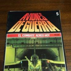 Maquetas: AVIONES DE GUERRA, EL COMBATE AÉREO HOY 5. Lote 242834200