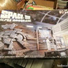 Maquetas: SPACE 1999 ALHPA MOONBASE AMT PRECINTADO. Lote 243327990