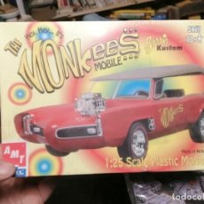 Maquetas: AMT THE MONKEES MOBILE. Lote 243328210