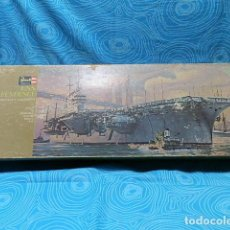 Maquetas: MAQUETA DEL USS INDEPENDENCE REVELL, ESCALA. Lote 243448070