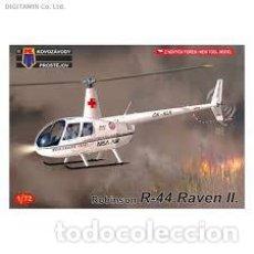 Maquetas: KP - R-44 RAVEN II 1/72 0215. Lote 243502195