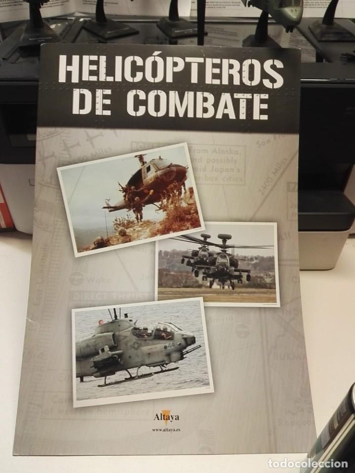 Maquetas: ALTAYA PLANETA AGOSTINI HELICOPTERO MBB Bo-105 P( GERMANY ) 1:72 nuevo - Foto 6 - 243690915