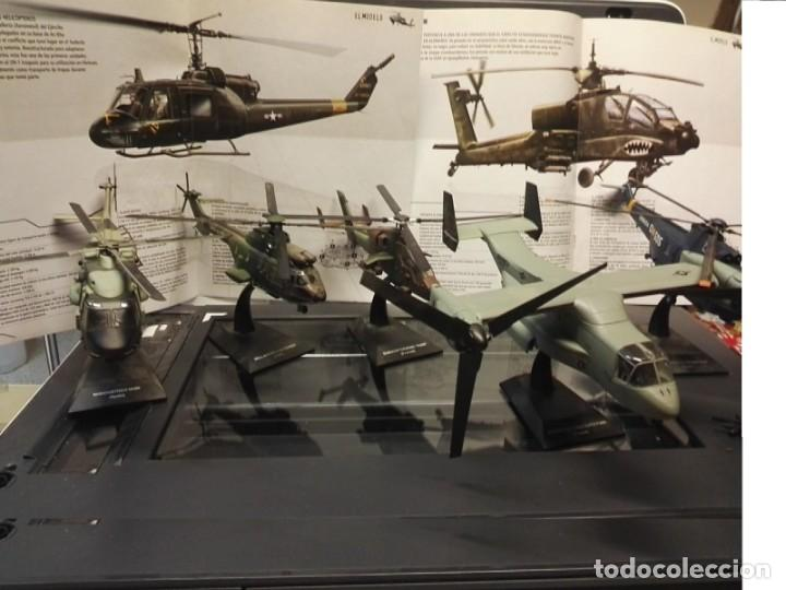 Maquetas: ALTAYA PLANETA AGOSTINI HELICOPTERO SIKORSKY H-34G ( GERMANY ) 1:72 nuevo - Foto 2 - 243691250