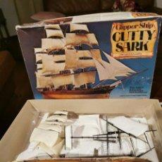 Maquetas: MAQUETA REVELL 5401 CLIPPER SHIP CUTTY SARK 40 CM. Lote 243762970