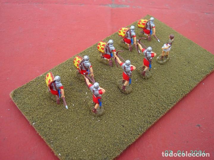 Maquetas: DIORAMA SOLDADOS ROMANOS IMPERIALES.ESCALA 1/72. - Foto 3 - 244025615