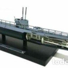 Maquetas: SUBMARINO ALEMAN U-BOOT 1940 U-26- WW2- ESCALA 1/350- ATLAS REFERENCIA 7169115- NUEVO A ESTRENAR. Lote 244414860