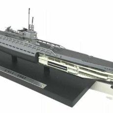 Maquetas: SUBMARINO ALEMAN U-BOOT 1943 U-515- WW2- ESCALA 1/350- ATLAS REFERENCIA 7169109- NUEVO A ESTRENAR. Lote 244442240