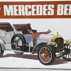 Maquetas: 1906 MERCEDES BENZ BANDAI ESCALA 1/16. NUEVO, TODO PRECINTADO.. Lote 244498210
