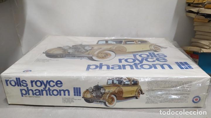 Maquetas: 1937 rolls royce Phantom III gakken escala 1/16. nuevo, todo precintado. - Foto 2 - 244526995