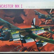 Maquetas: AVRO LANCASTER MK I REVELL 1/72. NUEVO SIN ABRIR. Lote 244679225