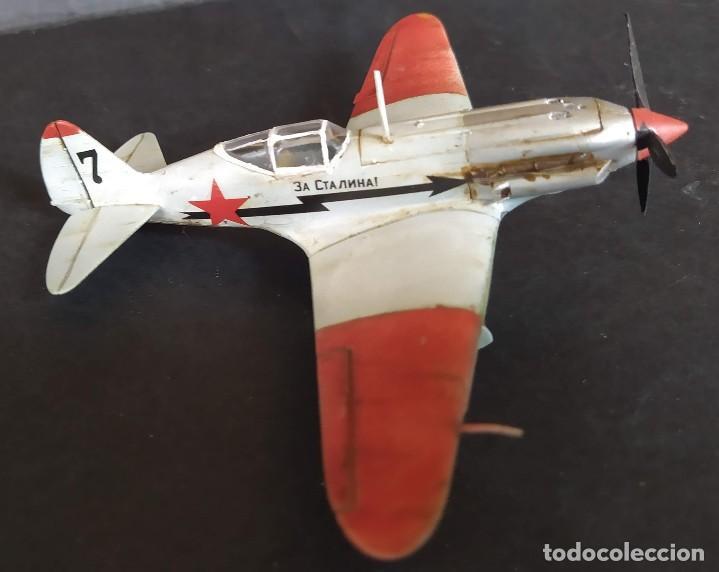 Maquetas: MIKOYAN GUREVICH MIG-3. FUERZA AÉREA DE LA URSS. ESCALAS 1/72 - Foto 4 - 244825185