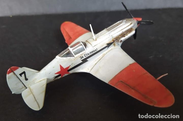Maquetas: MIKOYAN GUREVICH MIG-3. FUERZA AÉREA DE LA URSS. ESCALAS 1/72 - Foto 5 - 244825185