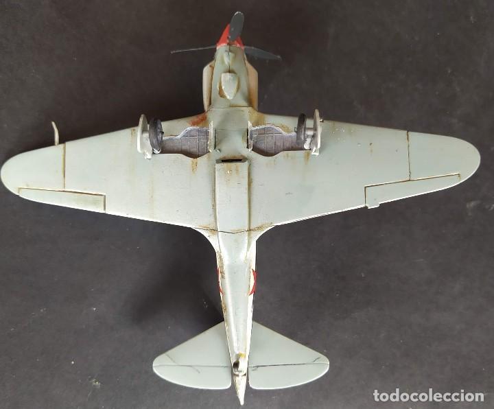 Maquetas: MIKOYAN GUREVICH MIG-3. FUERZA AÉREA DE LA URSS. ESCALAS 1/72 - Foto 8 - 244825185