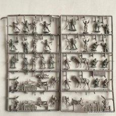 Maquettes: SOLDADOS FIGURAS ESCI REF. 203 1/72 RUSOS 1982. Lote 244972995