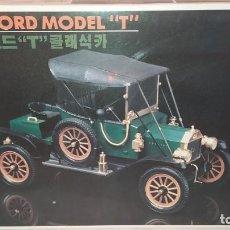 """Maquetas: 1912 FORD MODEL """"T"""" DE ACADEMY MINICRAFT ESCALA 1/16. NUEVO, BOLSAS PRECINTADAS.. Lote 245289890"""