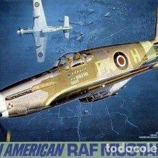 Maquetas: TAMIYA 61047 # 1:48 RAF MUSTANG III. Lote 245296570