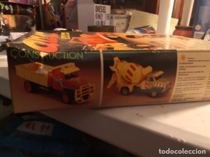 Maquetas: Maqueta vlclac HELLER.. VOLVO TRANSPORTER MADE IN FRANCIA. Nueva caja con defecto. Montaje clic - Foto 4 - 245502075