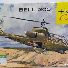 Maquetas: BELL 205 HELLER CADET ESCALA 1/72 . NUEVO BOLSA PRECINTADA.. Lote 246099440