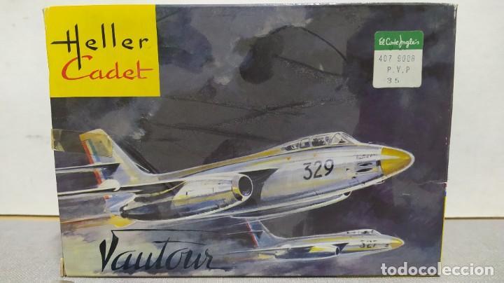 VAUTOUR HELLER CADET ESCALA 1/72 . NUEVO BOLSA PRECINTADA. (Juguetes - Modelismo y Radio Control - Maquetas - Aviones y Helicópteros)