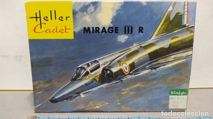 MIRAGE III R HELLER CADET ESCALA 1/72 . NUEVO BOLSA PRECINTADA. (Juguetes - Modelismo y Radio Control - Maquetas - Aviones y Helicópteros)