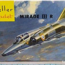 Maquetas: MIRAGE III R HELLER CADET ESCALA 1/72 . NUEVO BOLSA PRECINTADA.. Lote 246100060