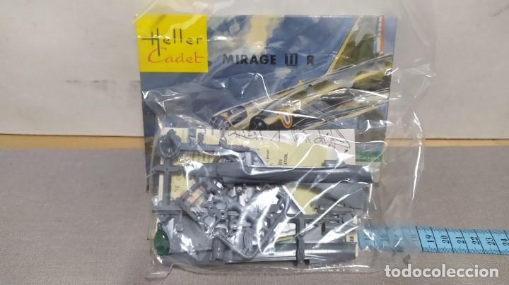 Maquetas: Mirage III r Heller Cadet escala 1/72 . Nuevo bolsa Precintada. - Foto 2 - 246100060