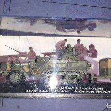 Maquetas: M 16 MGMC. CARROS DE COMBATE ALTAYA 1/72. Lote 246116240