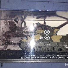 Maquetas: M 10. CARROS DE COMBATE ALTAYA 1/72. Lote 246116665