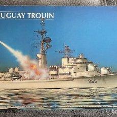 Maquetas: DUGUAY TROUIN 1:400 HELLER 81032 MAQUETA BARCO. Lote 246186825