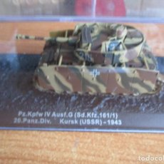 Maquettes: ALTAYA: CARROS DE COMBATE 1/72 - PZ.KFW. IV AUSF. G (SD.KFZ. 161/1). Lote 265949368