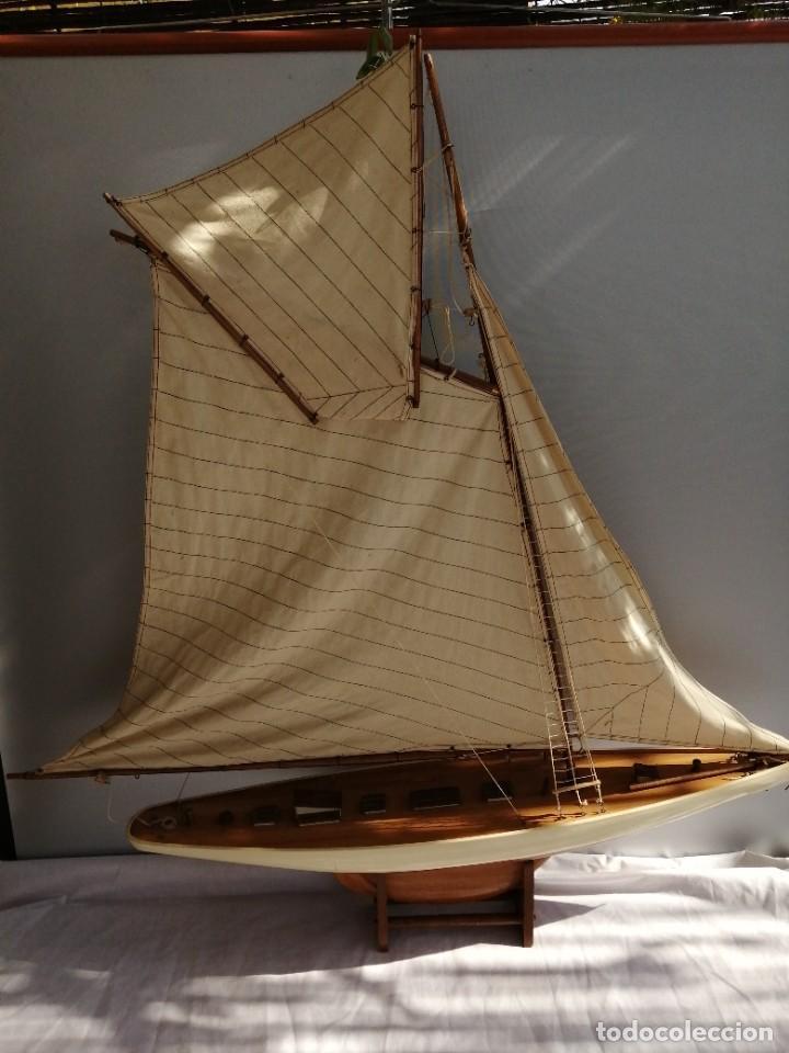 Maquetas: Maqueta velero Banesto - Foto 2 - 246648770