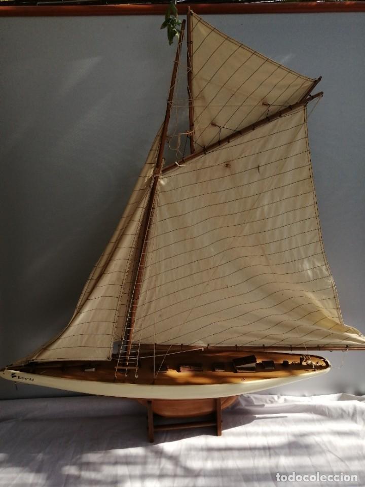 Maquetas: Maqueta velero Banesto - Foto 3 - 246648770