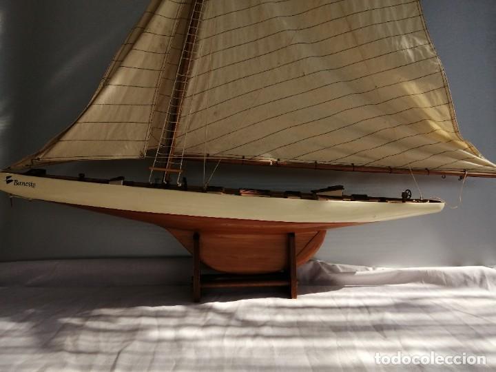 Maquetas: Maqueta velero Banesto - Foto 4 - 246648770
