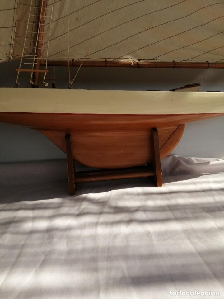 Maquetas: Maqueta velero Banesto - Foto 5 - 246648770