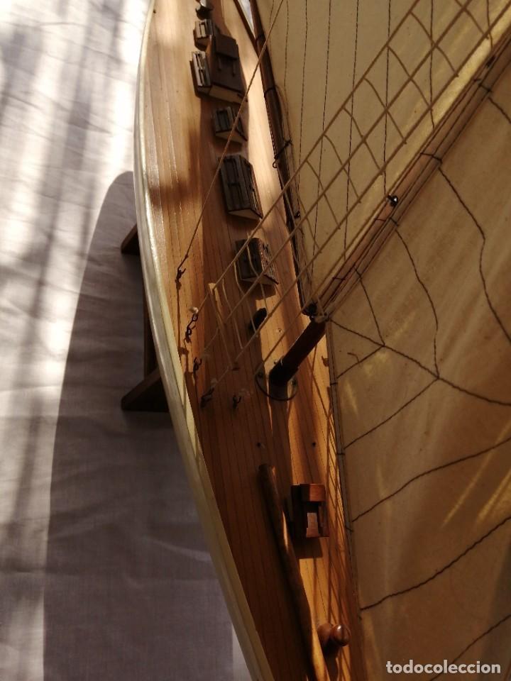 Maquetas: Maqueta velero Banesto - Foto 6 - 246648770